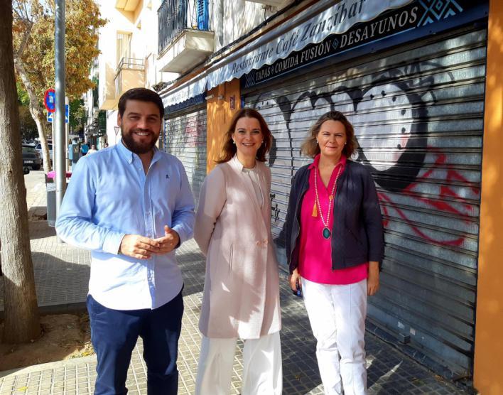 Prohens anuncia una 'bajada de impuestos histórica' si el PP gobierna