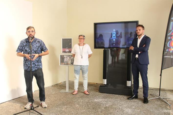 El audiovisual 'Aleph' de Ana Bellido gana el premio 'Open Call' de jóvenes creadores