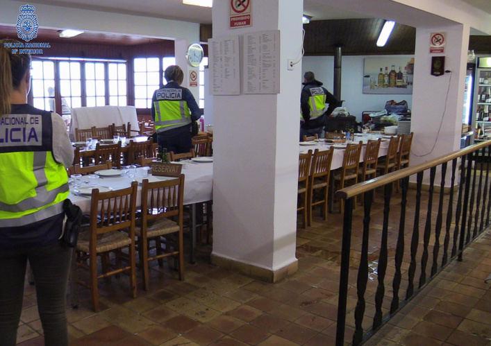 Tres detenidos de un restaurante de Sa Calobra por explotar a sus trabajadores extranjeros