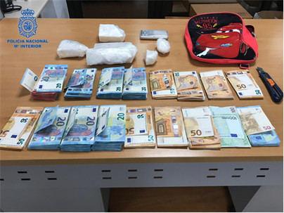 Cinco detenidos por introducir droga en Son Banya