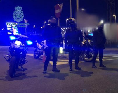 La Policía Nacional lleva 145 detenidos en Playa de Palma desde junio