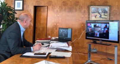 El presidente del Consell de Ibiza, aislado tras el positivo de la diputada Patricia Guasp