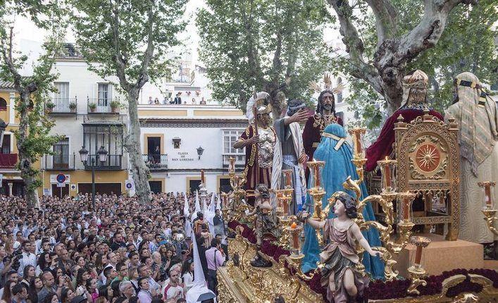 Sevilla suspende su Semana Santa