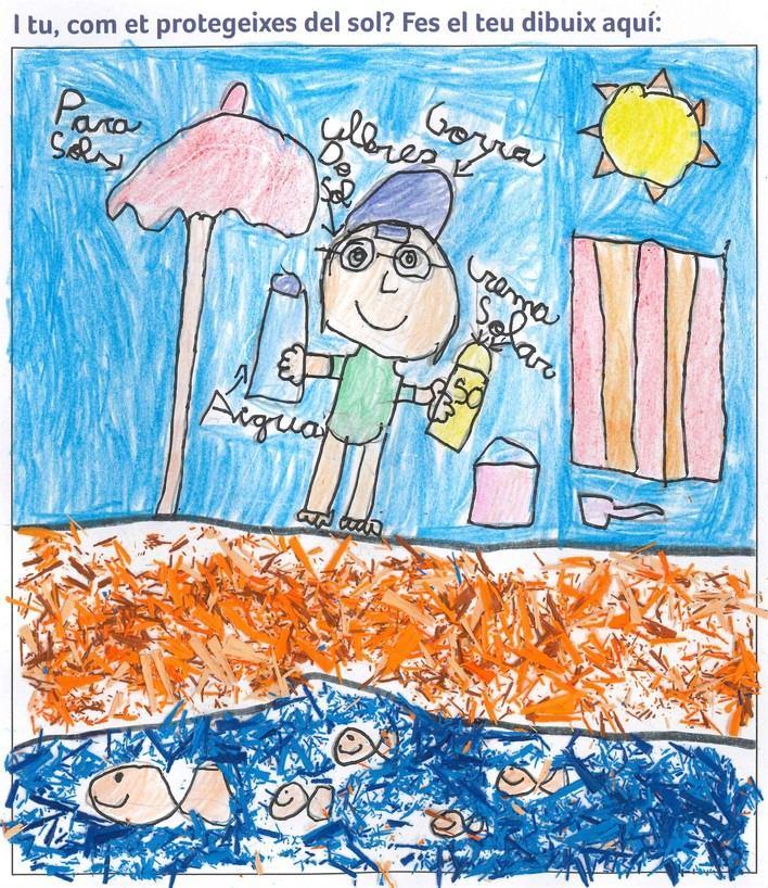 AECC y Farmacéuticos entregan los premios del concurso de dibujo 'Fotoprotección solar'