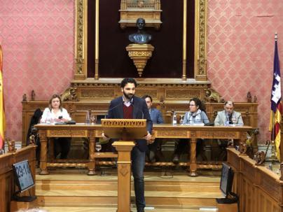 El PSIB acusa al Consell de hacer una carretera para el vicepresidente Gómez