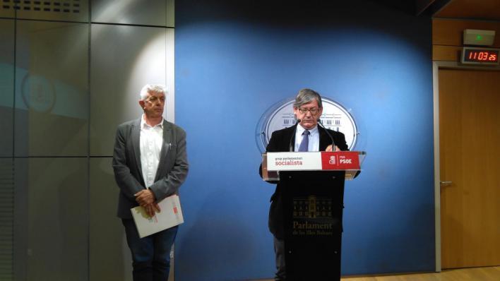 El PSIB dice que es el 'proyecto preferido' en Baleares