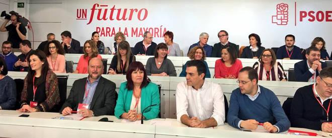 Sánchez consultará a los militantes los acuerdos de gobierno