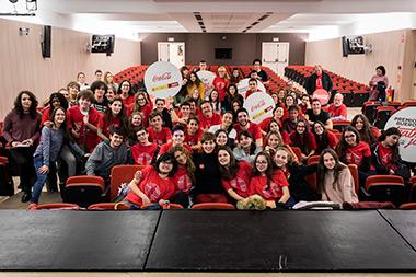 24 grupos de Baleares se inscriben en los Premios 'Buero' de Teatro Joven de Coca-Cola