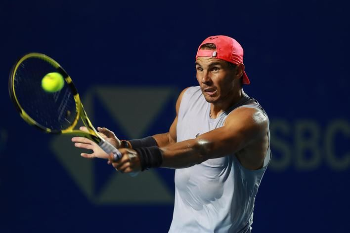 Rafa Nadal se medirá a Thiem, Tsitsipas y Rublev en las Finales ATP
