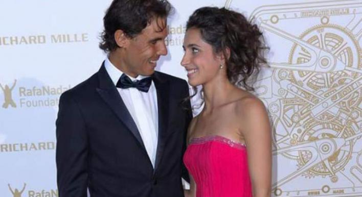 Boda inminente de Rafa Nadal y Xisca Perelló