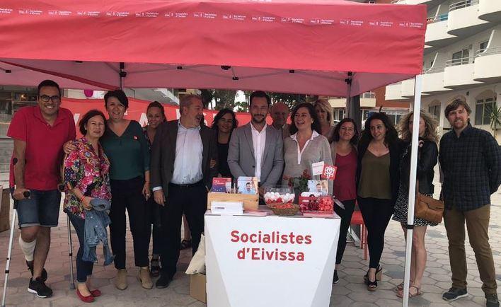 El PSOE reclama un error en el recuento de votos de Ibiza que podría darle la victoria