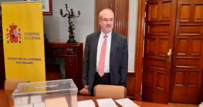 Morey no aspira a seguir de Delegado del Gobierno: las Fuerzas de Seguridad sí le quieren