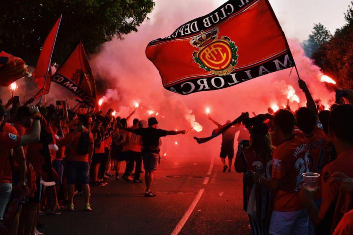El Mallorca se cita con la Historia