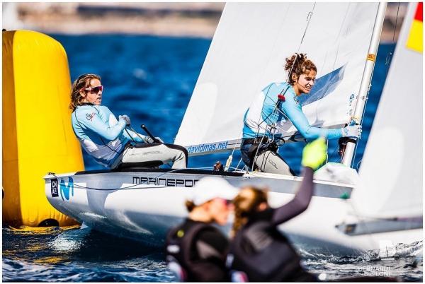 11 regatistas del Club Nàutic S'Arenal participan en el Trofeo Princesa Sofía Iberostar