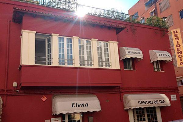 La Residencia Elena de Palma fue la primera obligada a cerrar.