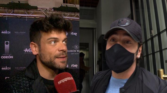 El mallorquín Ricky Merino y Bustamante interpretarán el papel de Patrick Swayze en la versión musical de 'Ghost'