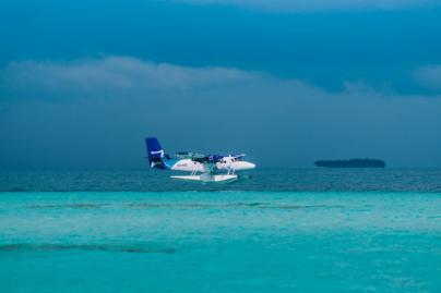 Los clientes de RIU en Maldivas ya pueden usar los servicios de hidroavión de Manta Air