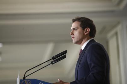 Rivera, abierto a negociar pactos municipales y autonómicos con el PSOE tras el 26M