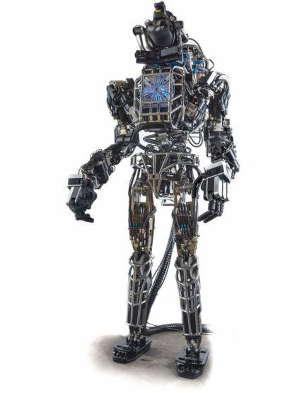 Un robot controlado a partir de la actividad cerebral
