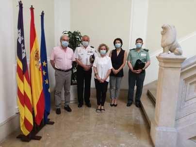 Las fuerzas de seguridad han detenido a 477 personas durante el estado de alarma en Baleares