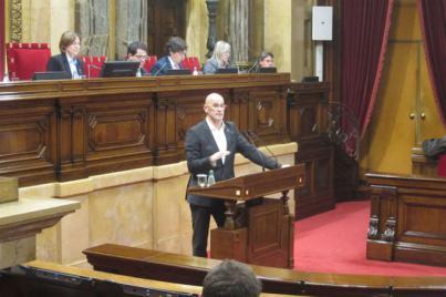 La CUP propone a Romeva como candidato a presidente