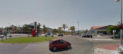 Fallece un motorista en Palma