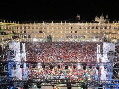 Desaparece un histórico: la U. D. Salamanca