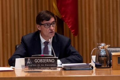 Sanidad dice que España ha llegado al pico de la curva y ha empezado la 'ralentización'