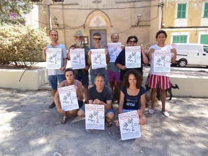 Salvem Portocolom pide que se frene la costrucción de nuevos hoteles en el casco antiguo