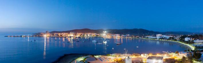 Detenido por montar una fiesta en un local de Ibiza con 47 asistentes