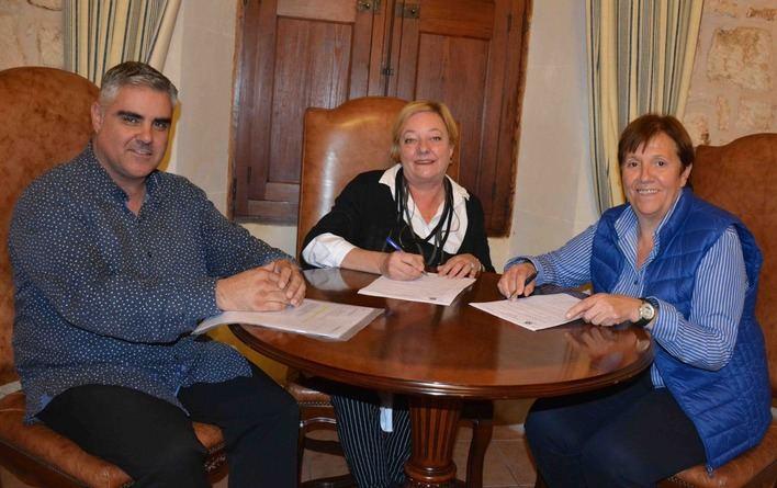 Santanyí y la Coordinadora Balear de Personas con Discapacidad colaborarán en el municipio