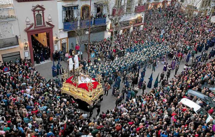 Detenido un presunto yihadista que quería atentar en la Semana Santa de Sevilla