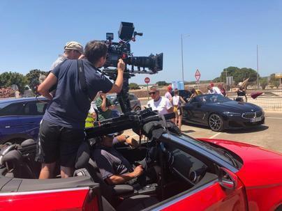 Filman en Menorca un capítulo de una serie alemana con 20 millones de seguidores