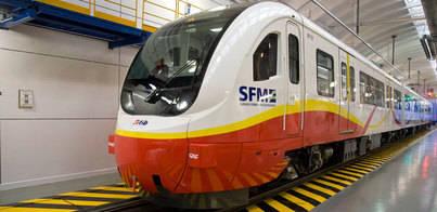 CAF boicotea el suministro a SFM desde el estallido del