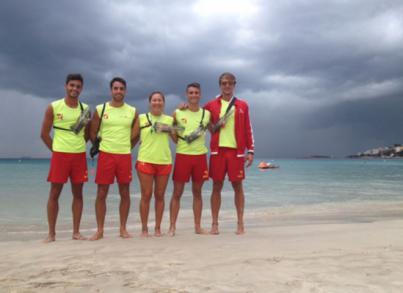 340 socorristas velarán por la seguridad en las playas del archipiélago