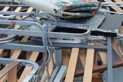 MAC Insular sólo tratará residuos voluminosos recogidos de las calles y neumáticos