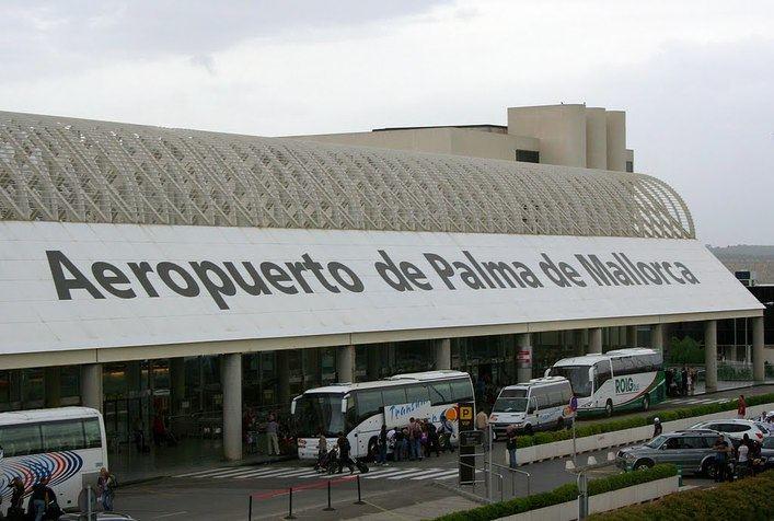 Imagen de archivo del aeropuerto