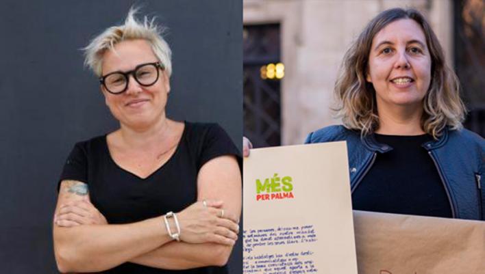 Guerra entre Podem y Més en Cort por el 'antirracismo de salón' de Vivas