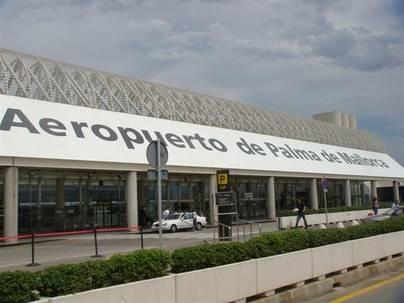 Nuevo récord de pasajeros en el aeropuerto de Son Sant Joan