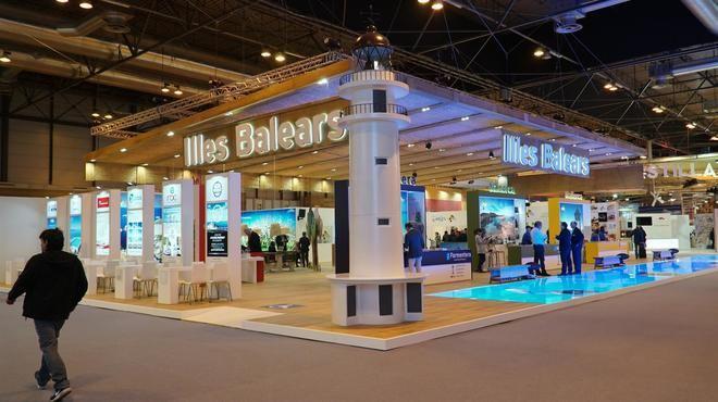 Baleares cuenta con un espacio de 986 metros cuadrados