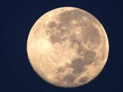 Es la segunda superluna de este año