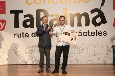 Rodrigo Vallejo, ganador de TaPalma 2017, cocinará en HORECA