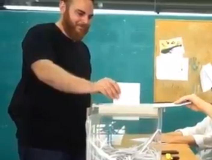 Llegan las nuevas urnas para el 10N