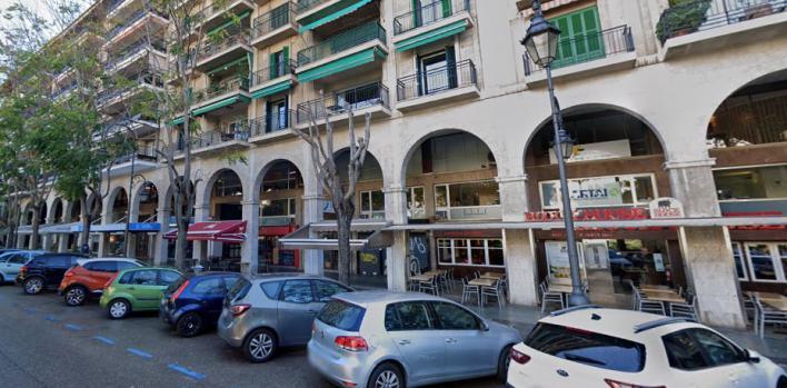 El Ayuntamiento sólo permite ampliar las terrazas situadas junto a plazas de aparcamiento