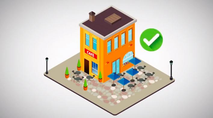 Cort explica en un vídeo su ordenanza de terrazas: L'espai públic és de tothom!