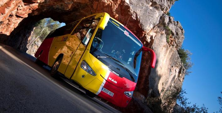 El nuevo servicio TIB tendrá 198 buses de gas natural comprimido y 18 eléctricos