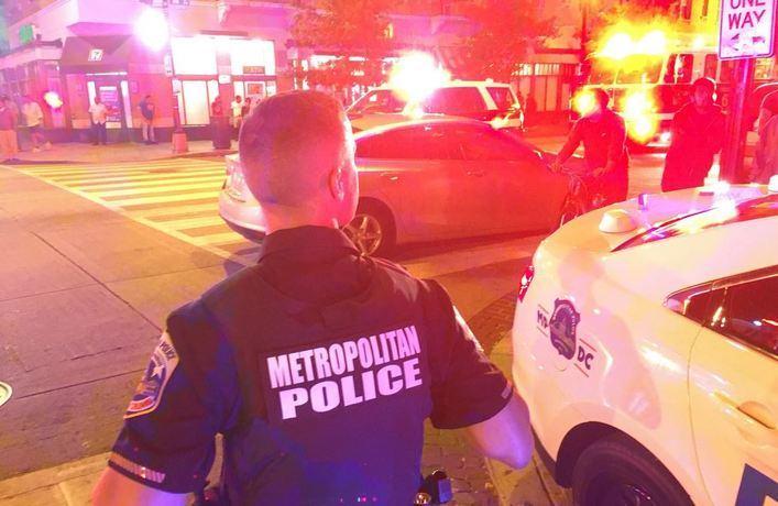 Un tiroteo en Washington D.C. deja un muerto y cinco heridos