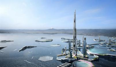 Tokyo se blinda a prueba de tsunamis