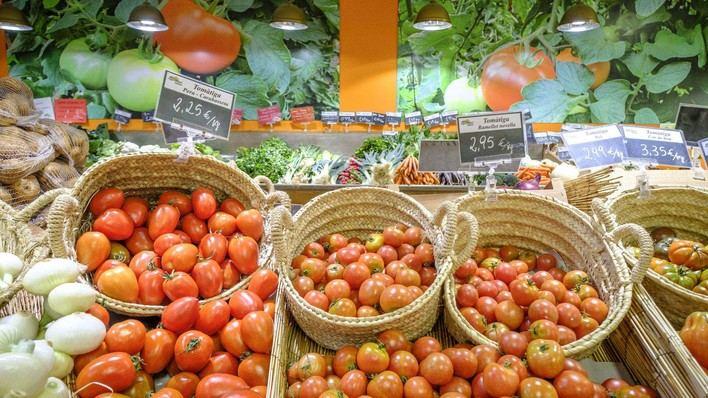 Un 86,3 por cien de los encuestados asegura consumir productos de proximidad
