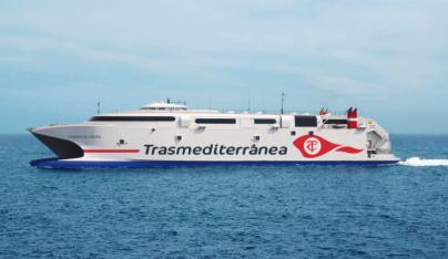 Naviera Armas Trasmediterránea reactiva la línea Ceuta-Algeciras-Ceuta